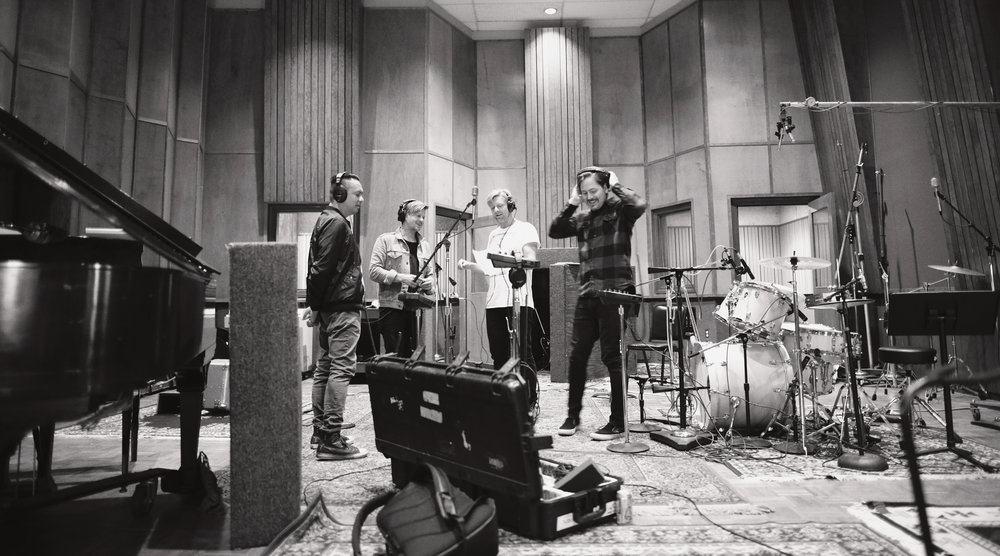 Studio A | Switchfoot ©ChrisTownsend