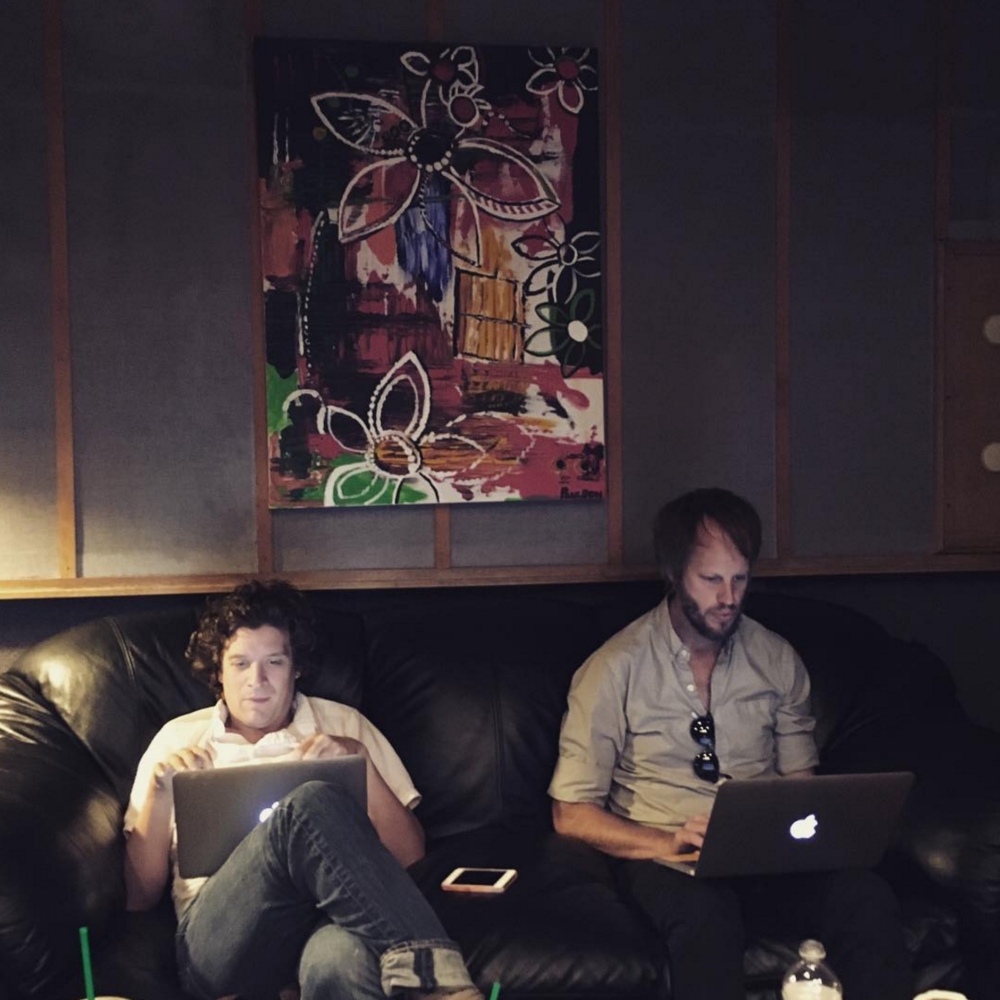 Studio A | Ian O'Neil and Zeke Hutchins (manager)