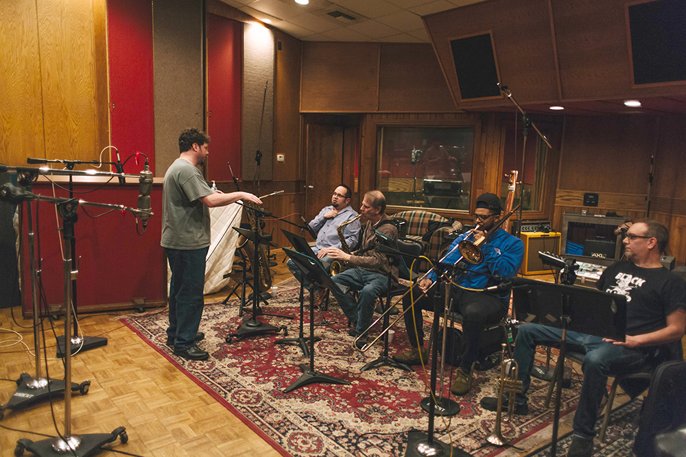 Studio C | Adam Hill, Kirk Smothers, Kameron Whalum, Scott Thompson ©AntarHanif