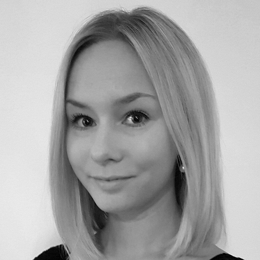 Linnea Åberg, behandlare
