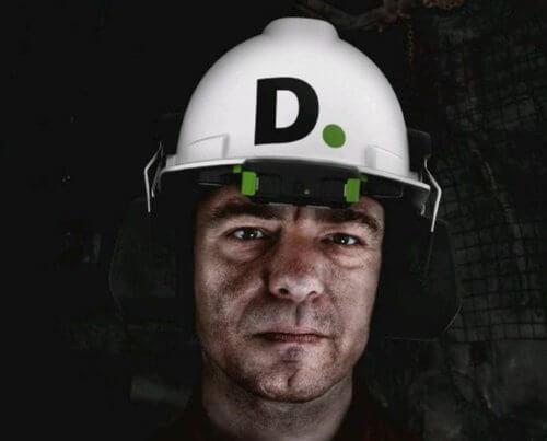 Vandrico - Smart Helmet Clip Worker