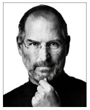 Apple's iconic co-founder, Steve Jobs