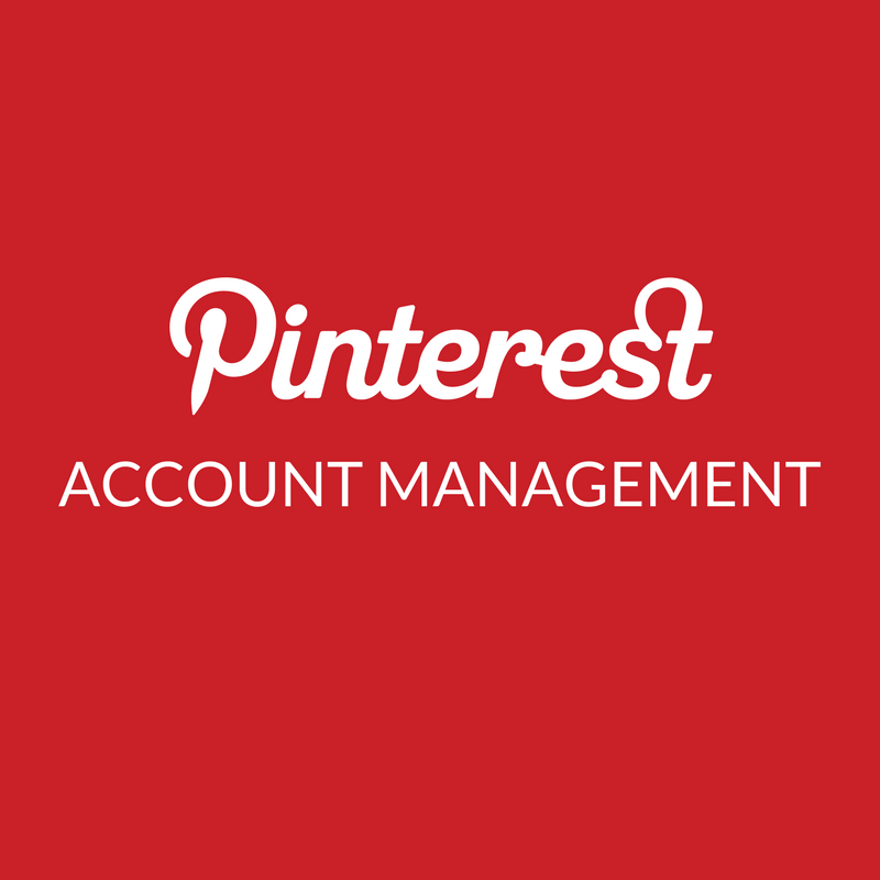 Pinterest Account Management EXPERT Service
