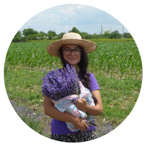 I AM A LAVENDER FARMER - The biggest love I hold is for flowers. Since 2016 I am growing my own lavender field. It's therapy, it's pure love and inspiration. Check out my journal to learn more about my lavender farm.