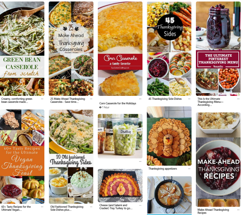 Holiday CPG webinar: Serving up holiday Pins - When: September 14, 9:30 am PT