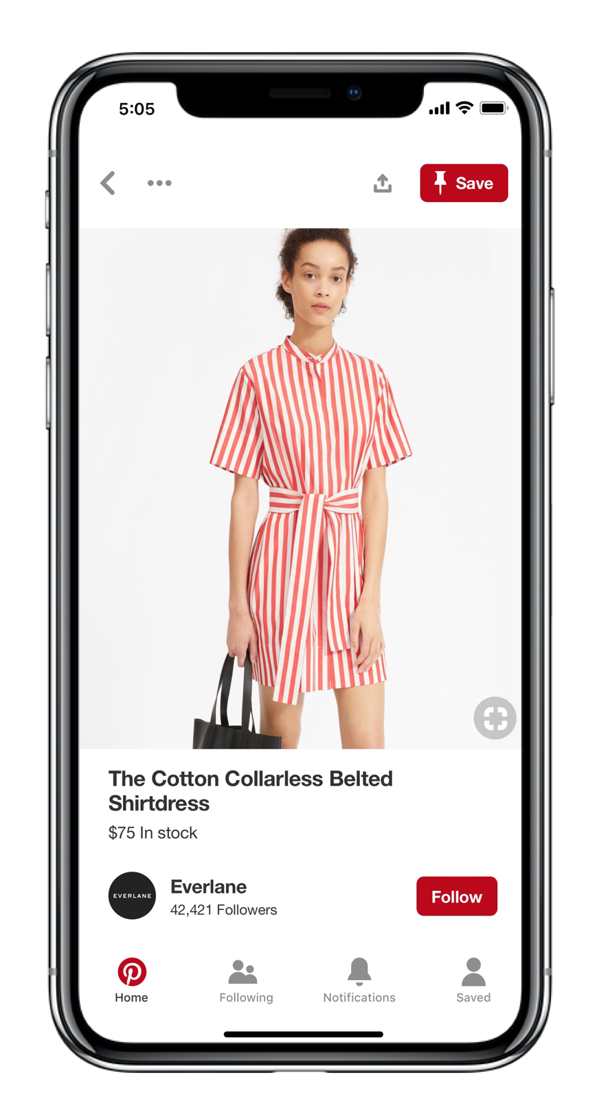 New features for Product Pins - Pinterest added dynamic pricing and stock information for Product Pins