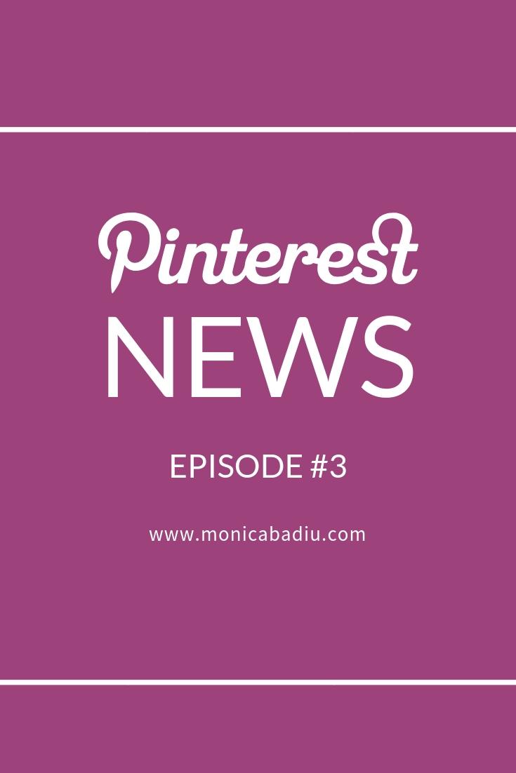 November in Pinterest News