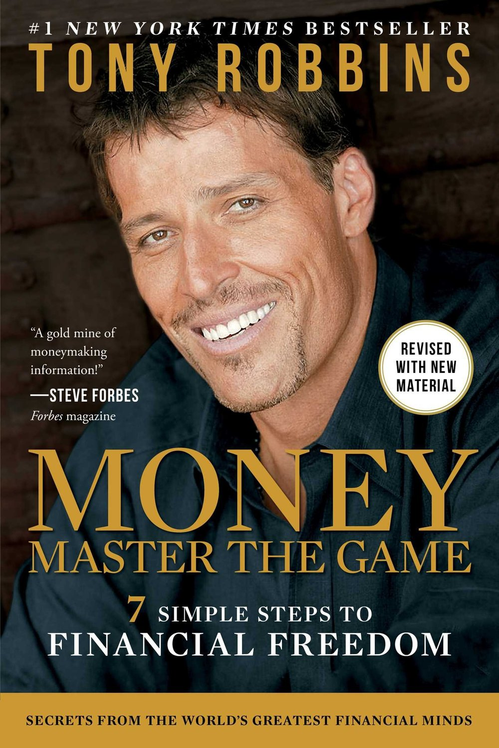 The 9 Books on My Money Mindset Reading List - Money Master the Game 7 Simple Steps to Financial Freedom - Full List at www.monicabadiu.com