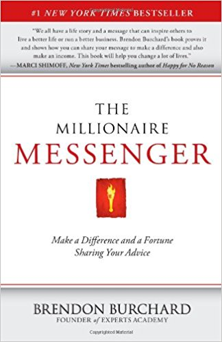 The 9 Books on My Money Mindset Reading List - The Millionare Messenger - Full List at www.monicabadiu.com