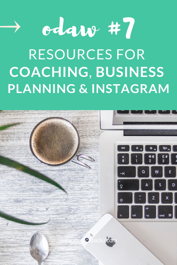 Resources for coaching, business planning and instagram #businessplan #instagrammarketing #marketingtips #visibility #coaching #girlboss