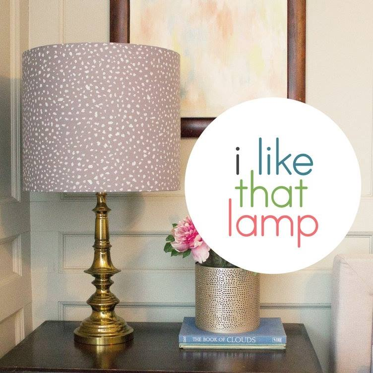 I Like That Lamp  is a DIY & Home Decor company who sells supplies for DIY lamps.  As a crafter myself, I had the time of my life managing this brand's marketing efforts.