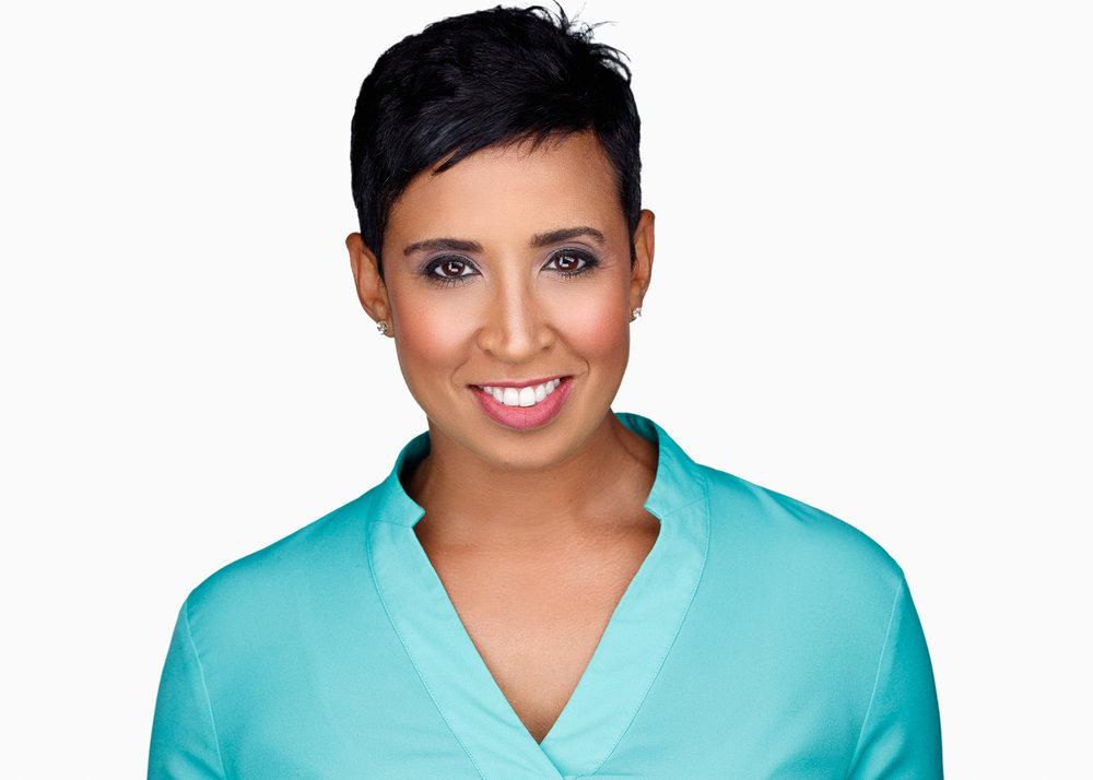 Ladies Choice Awardee - Delia Gonçalves, ReporterWUSA9
