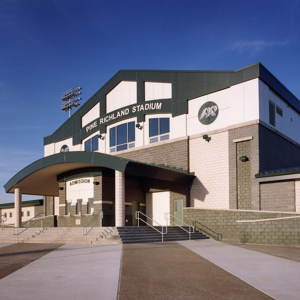 Pine-Richland Stadium  Pine-Richland School District   Education / Athletic