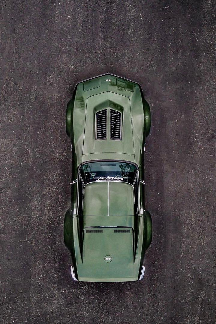 utwo :     Chevrolet Corvette C3  © imajinmedia