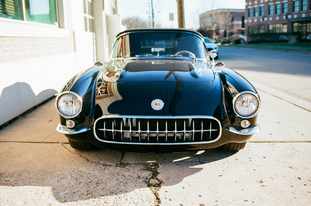 carpr0n :     Starring: Chevrolet Corvette  By    Dane