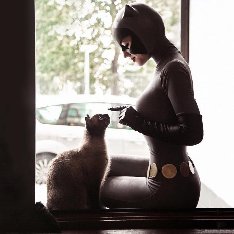 cosplaygonewild :     Catwoman by Kseniya Beknazarova