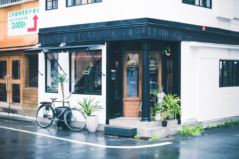 Stylish AF.    #tokyo #japan #streets #corner #travel #traveldiaries #🇯🇵  (at Tokyo, Japan)
