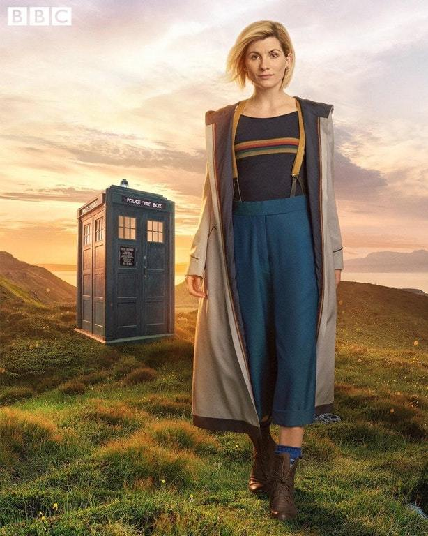wilwheaton :     (via  First look at the 13th Doctor and their TARDIS )
