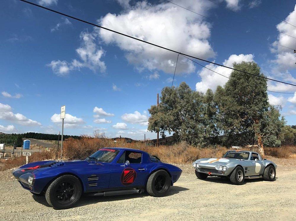 corvettes :     Corvette Grand Sports