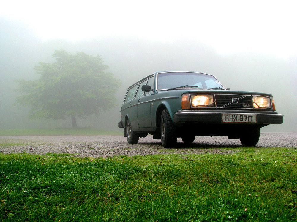 carpr0n :     Starring: '78 Volvo 245 GLE   By  Richard