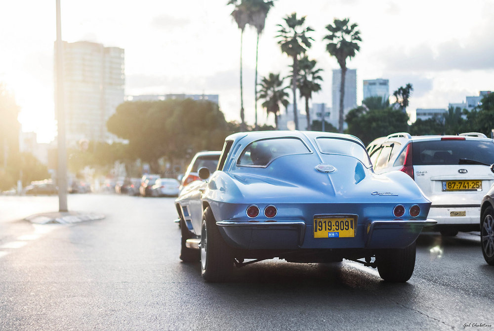 carpr0n :       Starring: Chevrolet Corvette C2  By  Gal Cho Photography
