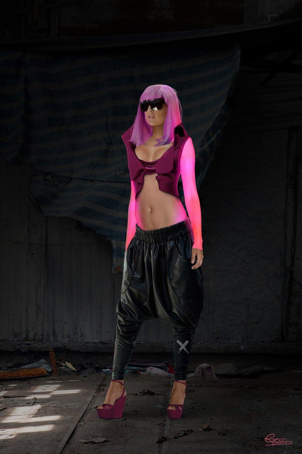 eduardkorhonen :   Neon Sleeves