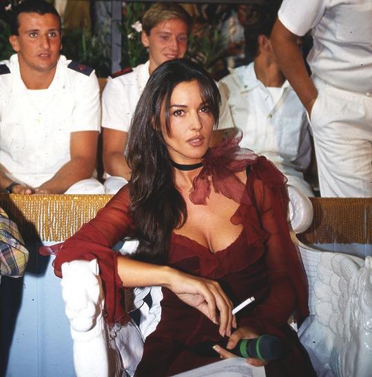stevemcqueened :     Monica Bellucci, 1993