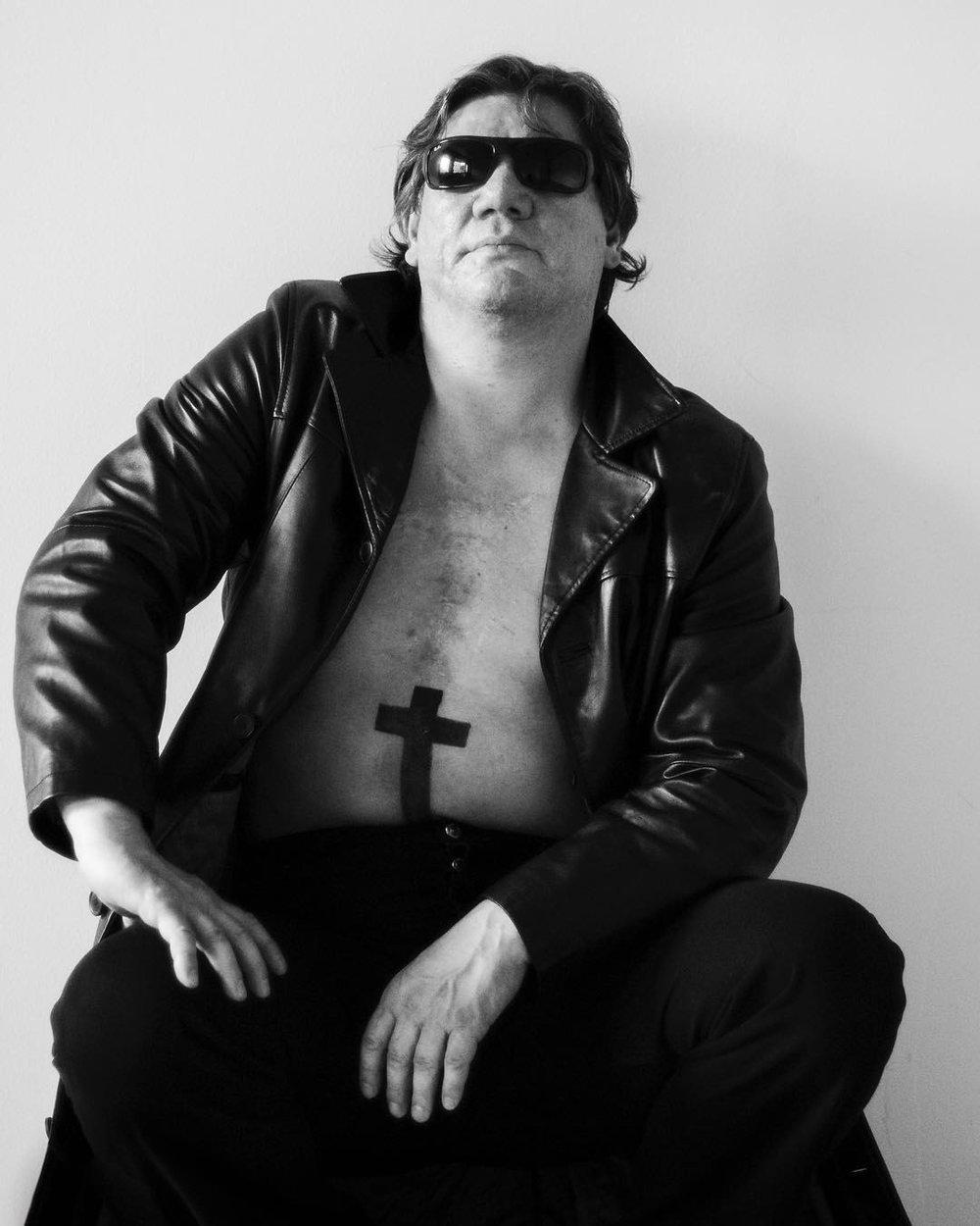 Claude-Oliver Rudolph. Actor.   #portraitphotography #portrait #blackandwhitephotography #actor #setlife