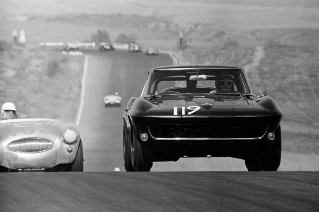 saychevrolet :   RPO Z06 No. 2: 1963 Chevrolet Corvette Z06 — Regular Production Option