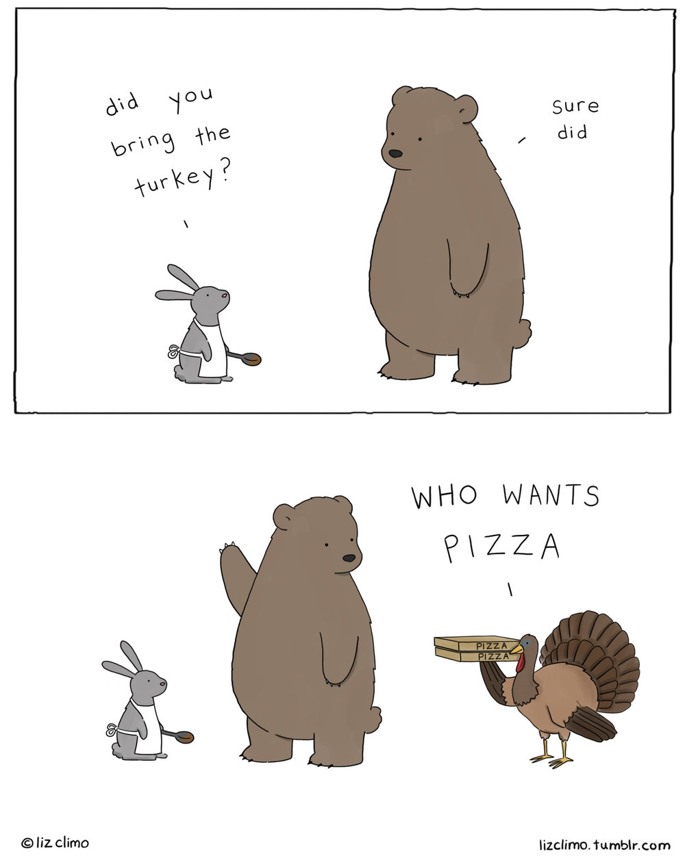 lizclimo :   Happy Thanksgiving    <3
