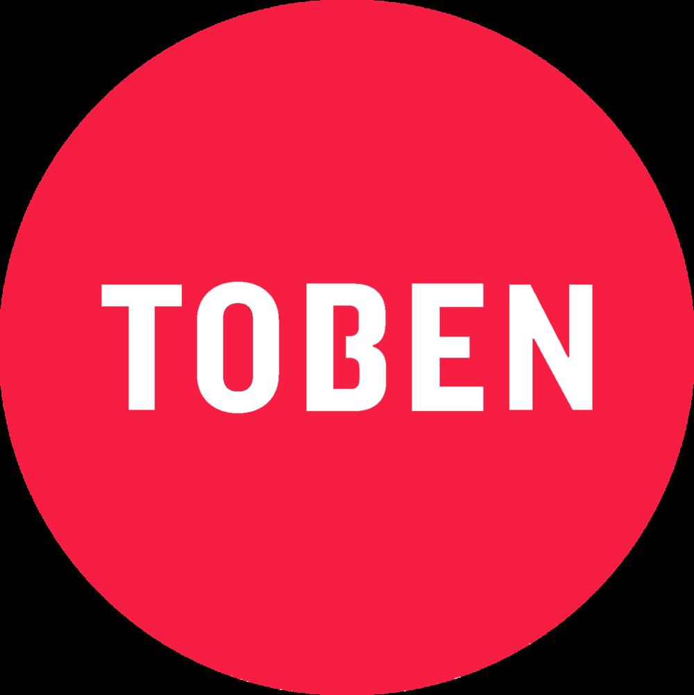 Toben Logo