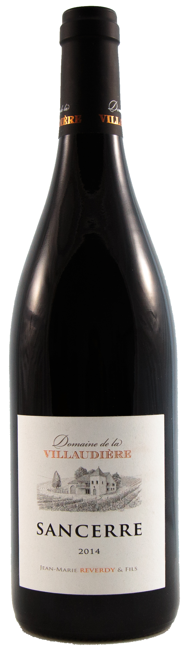 Villaudiere Sancerre AOC Red 2014