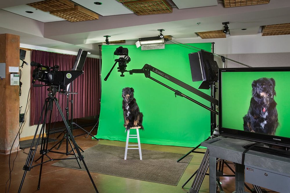 Green Screen Production - Big Booth