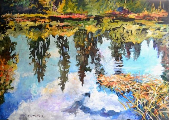 First Day of September - Latah Creek