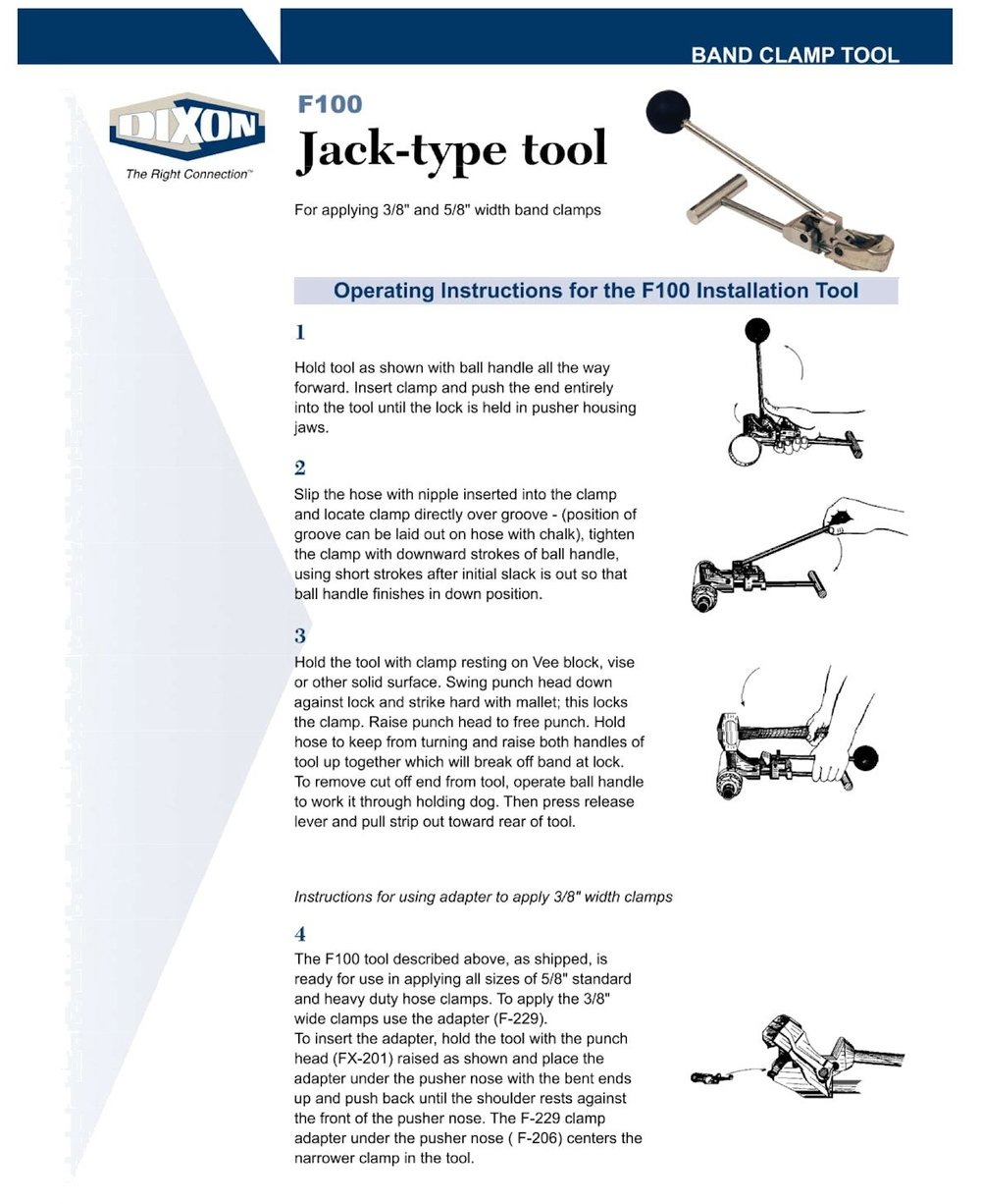 Click for a printable instructional PDF and parts breakdown