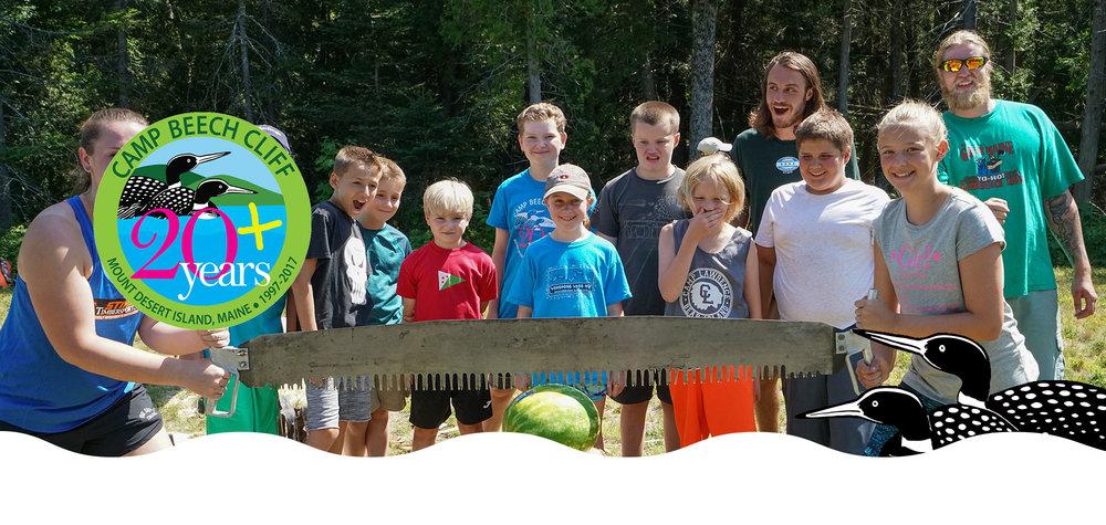 2018 Summer Camp    June 18 - August 24