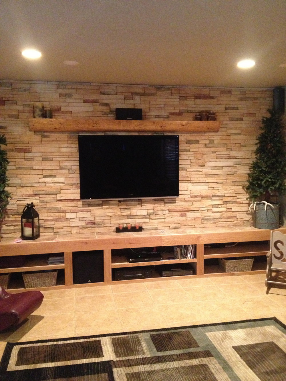stone rock pin veneer fireplaces by a fireplace arizona better installed