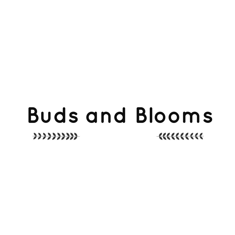 Buds and Blooms Logo
