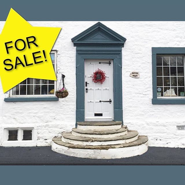 We've been plotting over Xmas and the sad but also exciting news is that Hutton house is for sale @milnemoser Hoping to start non-bed related venture in Kendal soon! #tapas #houseforsale