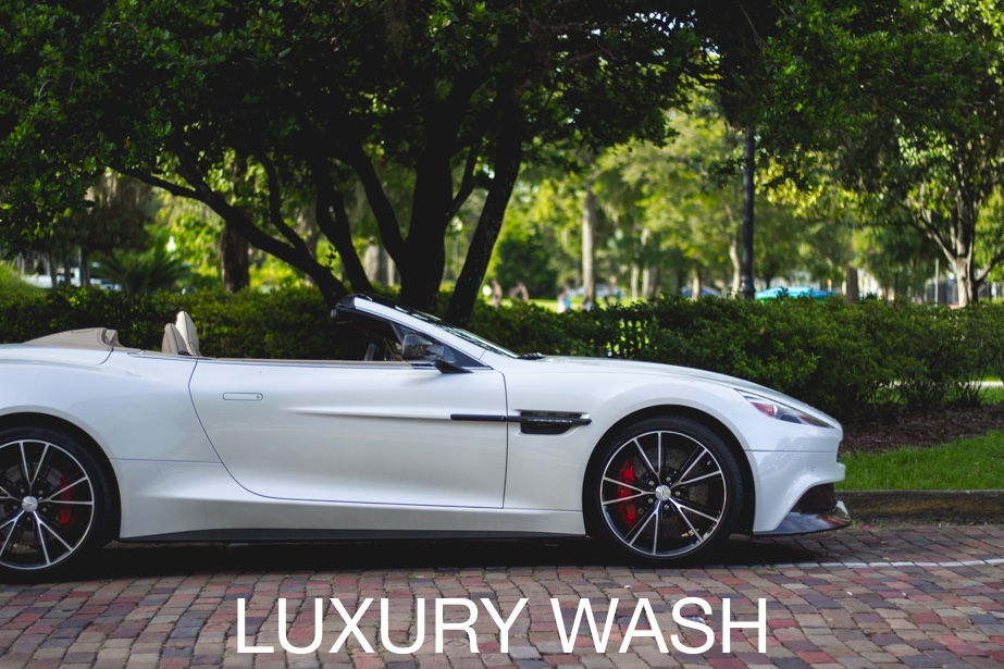 Luxury Wash