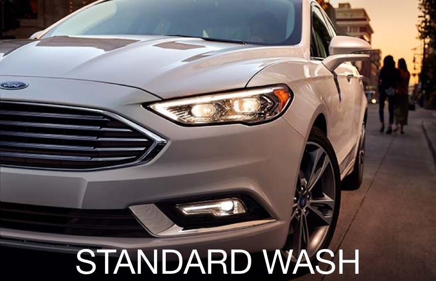 Standard Wash