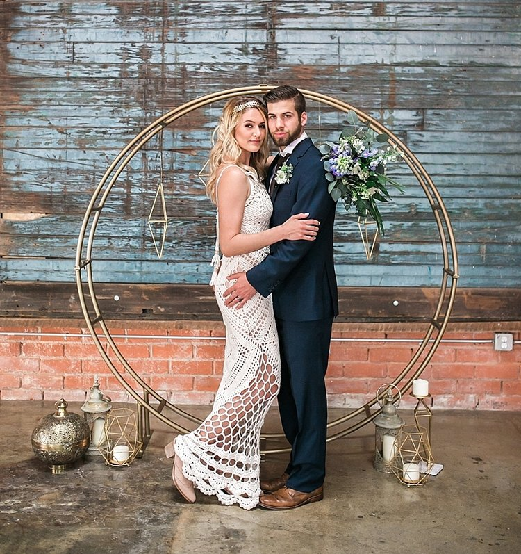 Southern California Bride - Oct 28Modern Boho Wedding Inspiration Shoot