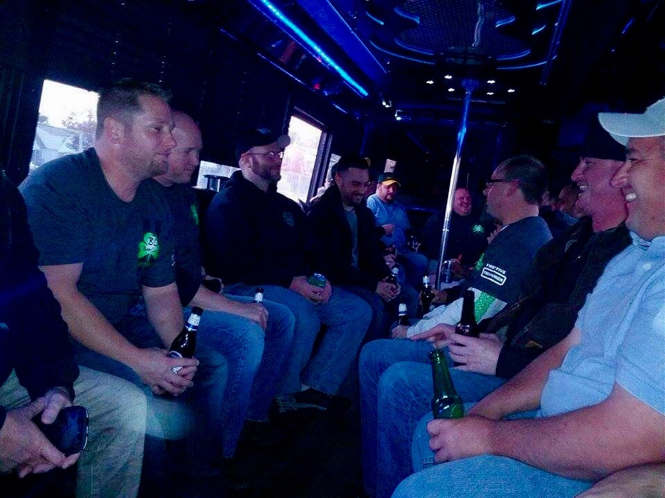 Limo Bus to the Belmont Beer Fest