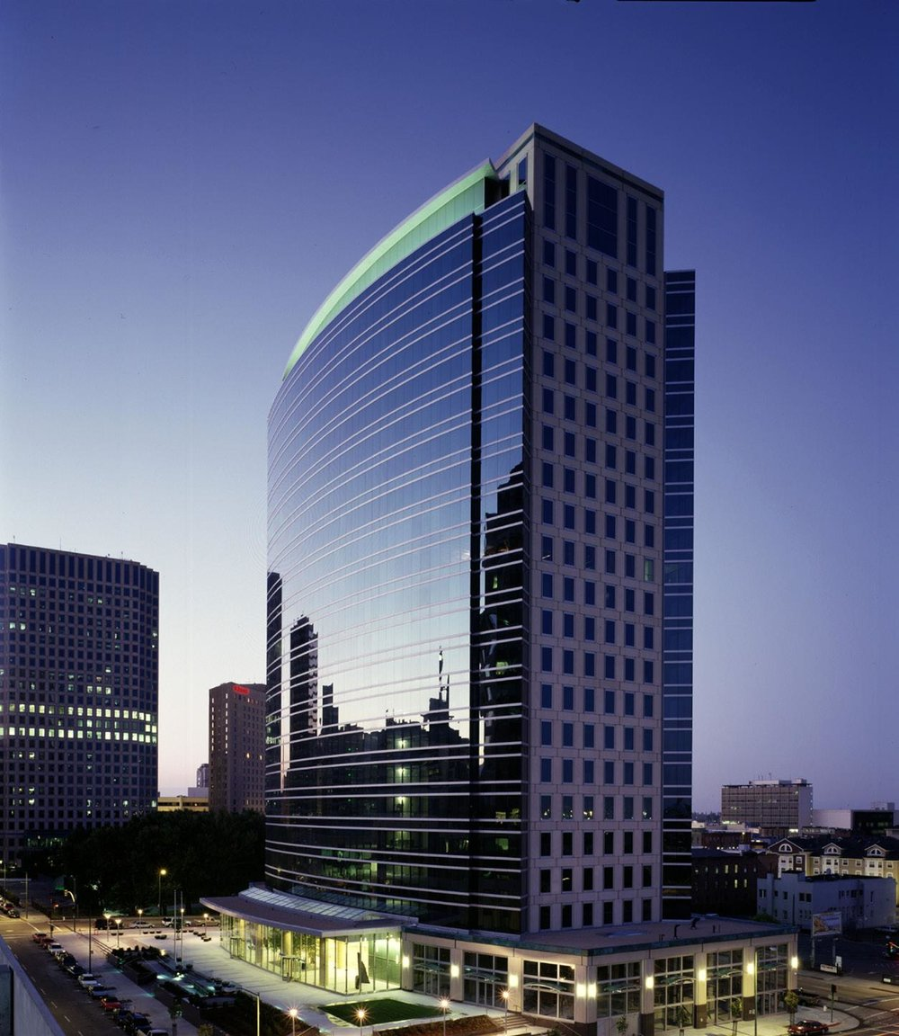 555 CITY CENTER | Oakland, CA