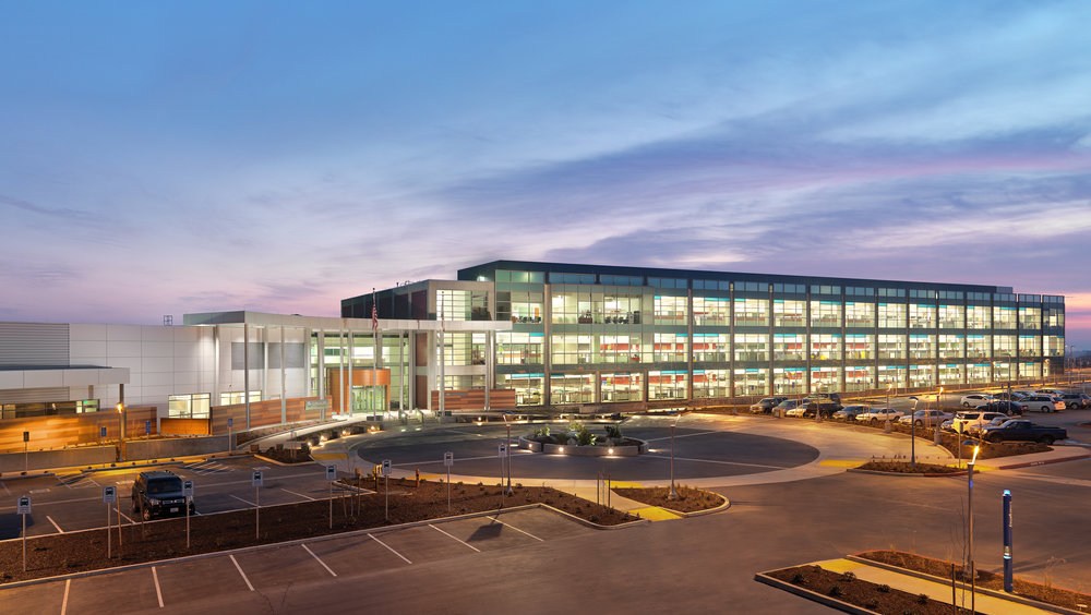 CALIFORNIA ISO HEADQUARTER | Folsom, CA