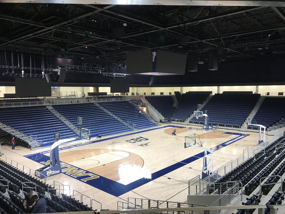 CALIFORNIA BAPTIST UNIVERSITY EVENT CENTER |  Riverside, CA