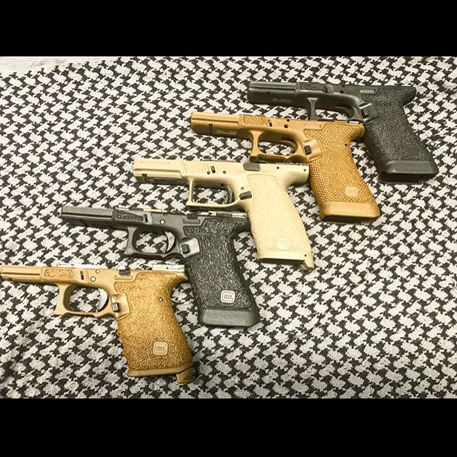 Completed frames on their way back home. Please visit our website for options and pricing.  #gunhub  #gunporn #dailyguns #2nd  #custom  #weaponsfanatics #weaponsdaily  #cwgunwerks #gunsoninstagram  #kalashlife #nfa  #sbr #ak47 #stampcollector #merica #badass #beastmode  #pewlife  #ringreticle  #kalashnilyfe #igmilitia  #cwgunwerks #gunsoninstagram #gundsdaily #gunchannels #gunophilia #remembertherumba