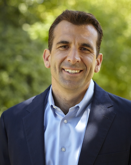 SJ Mayor Sam Liccardo