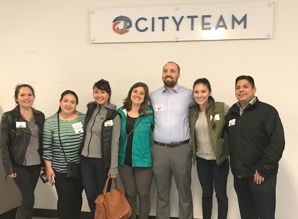 sv next Cityteam volunteerism