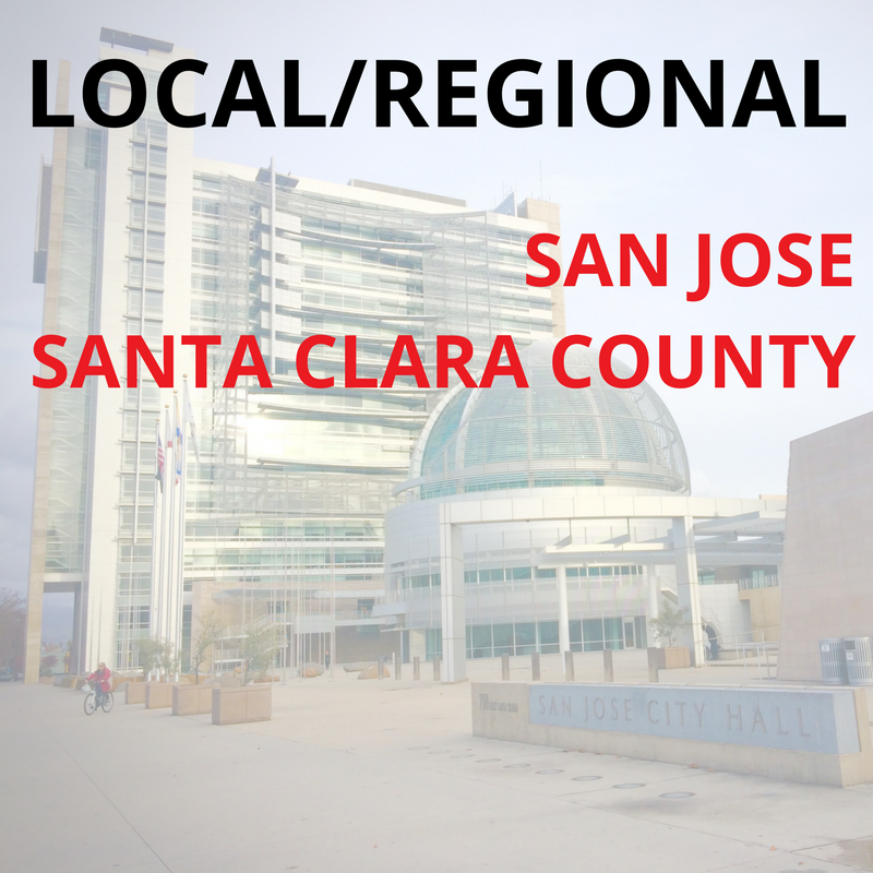 Policy Local San Jose Santa Clara County